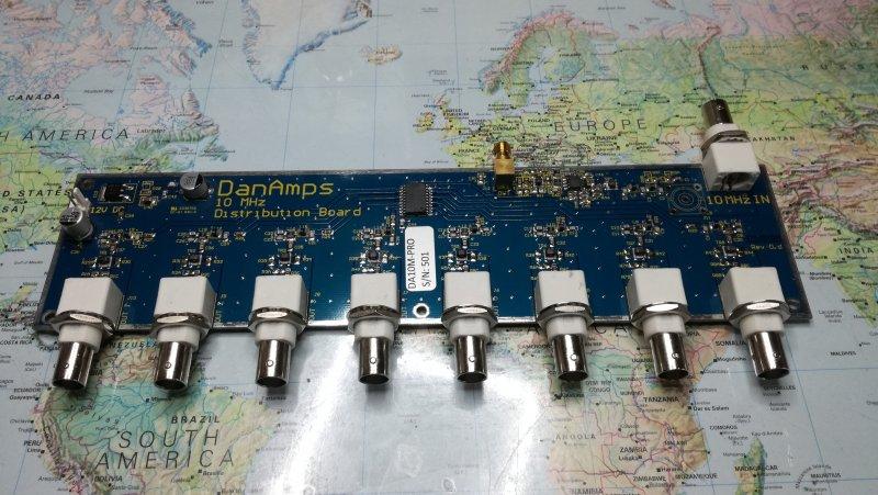 Oz2m Next Generation Beacons Distribution